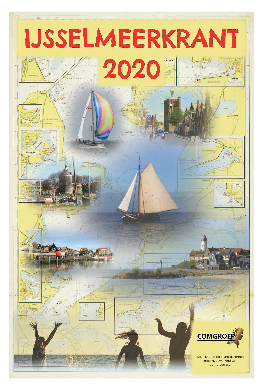 IJsselmeerkrant 2020_cover